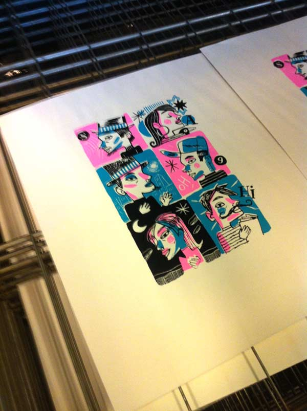 Philippe Bucamp serigraphie 03