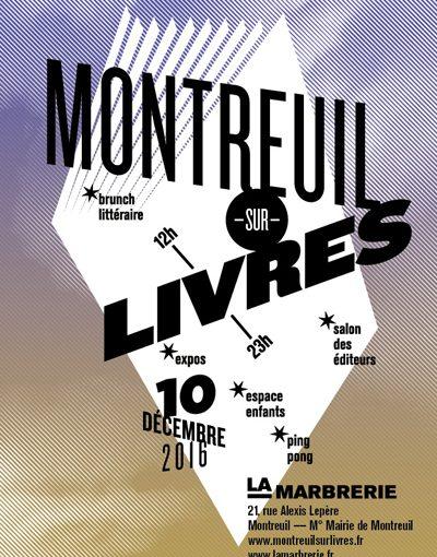 Exposition du collectif des lilas au salon «Montreuil sur Livres»