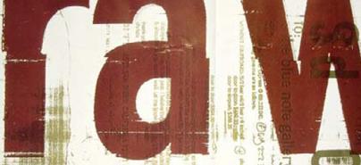 Typographies expérimentales